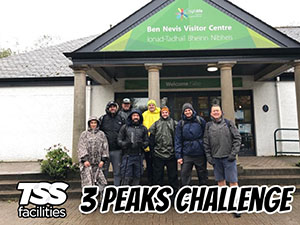3 Peaks Challenge for Charity
