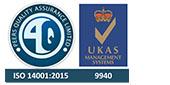 TSS Facilities 14001 Cert 2020
