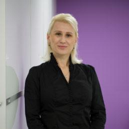 TSS Facilities Staff Helena Polackova